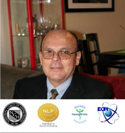 Olivier Hidalgo. Hipnotista Certificado.